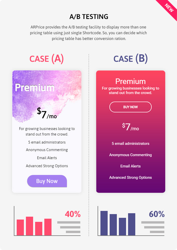 ARPrice - WordPress Pricing Table Plugin - 14